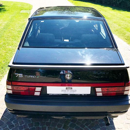 Alfa Romeo 75 1 8 Turbo Quadrifoglio Verde