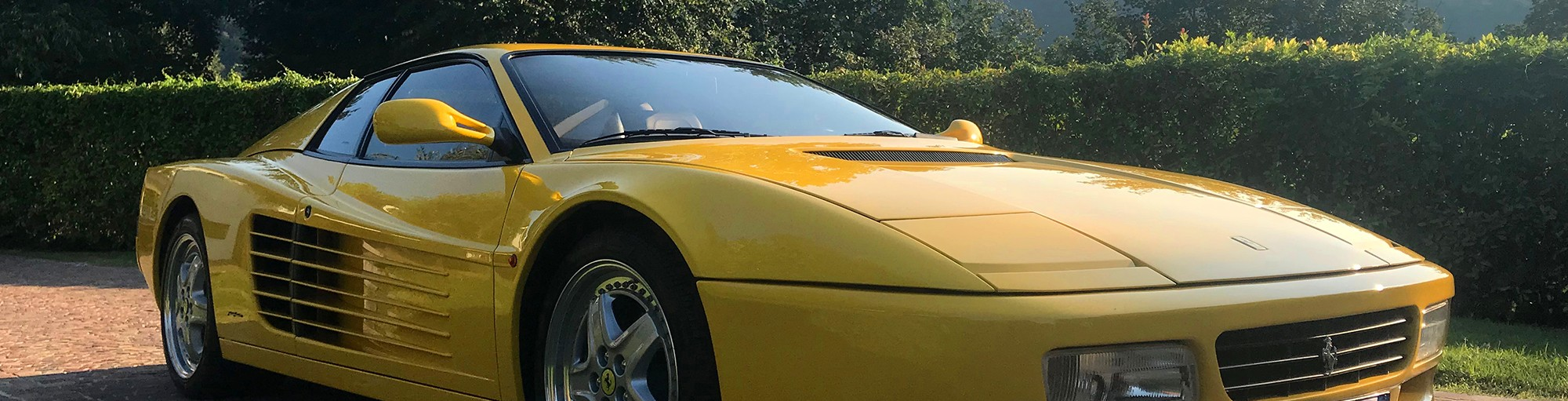 Ferrari 512TR in vendita - Passione Classica