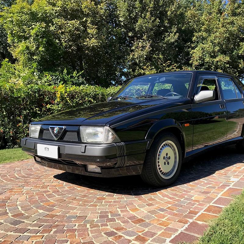 Alfa Romeo 75 1.8 I.E. Turbo Quadrifoglio Verde in vendita - Passione Classica