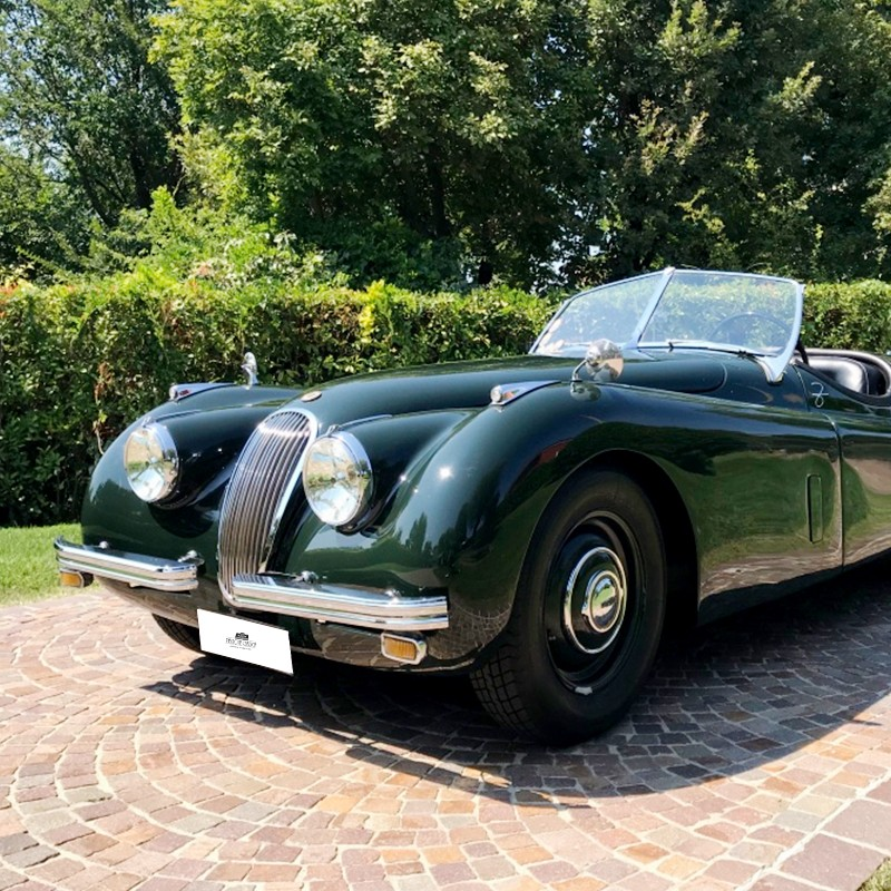 Jaguar Xk120 OTS in vendita - Passione Classica