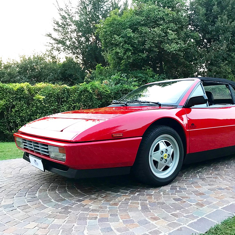 Ferrari Mondial T Cabriolet in vendita - Passione Classica