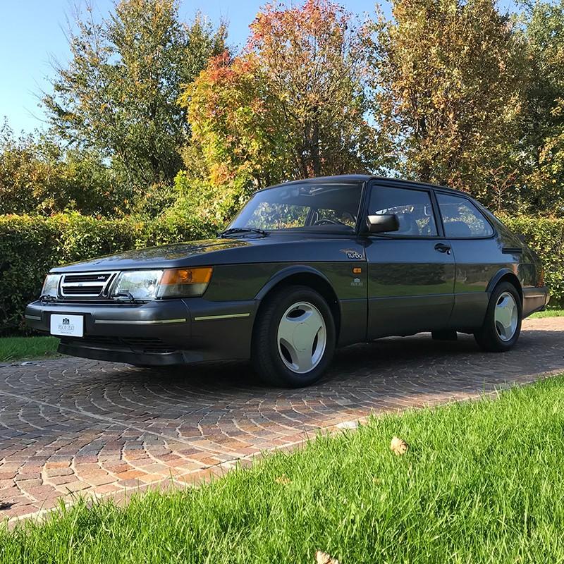 Saab 900 Turbo 16V Coupè Aero in vendita - Passione Classica