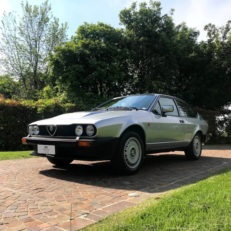 Alfa Romeo Alfetta GTV 6 2.5 in vendita - Passione Classica